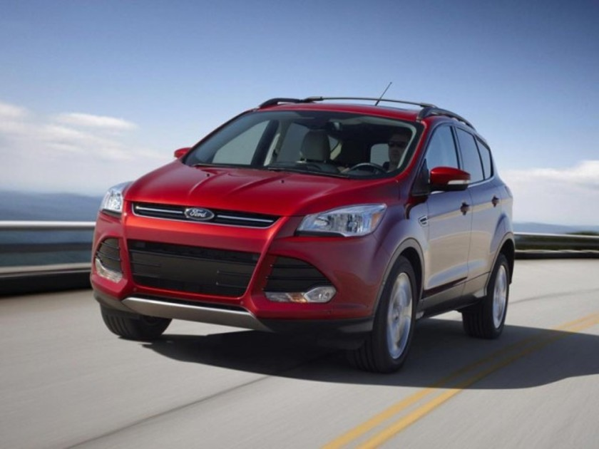 La auto show 2011 neuer ford escape 011