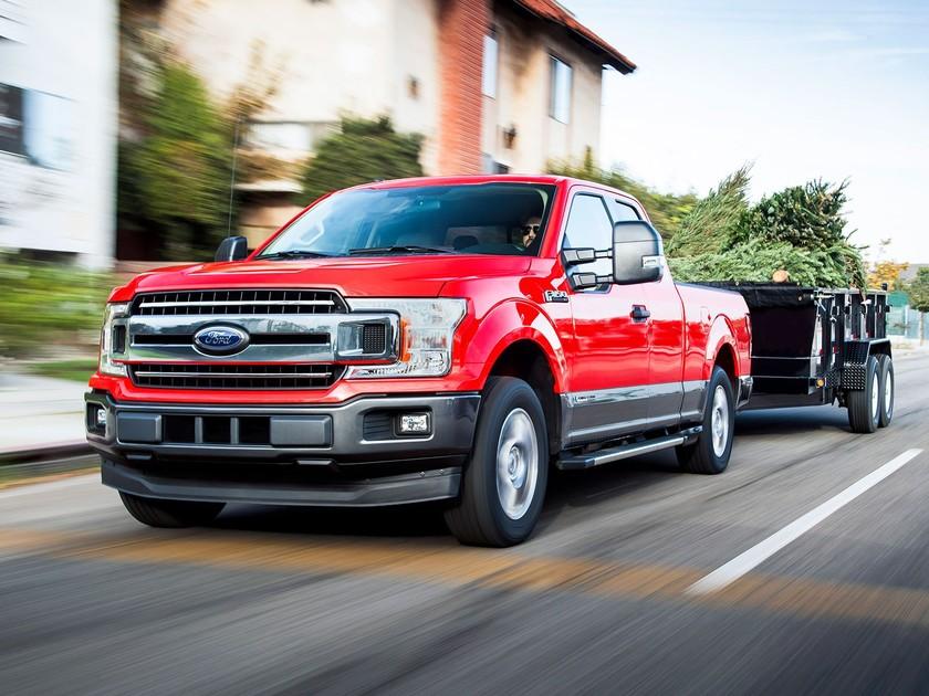 Ford F-150 erstmals auch als Diesel ::: auto-motor.at :::
