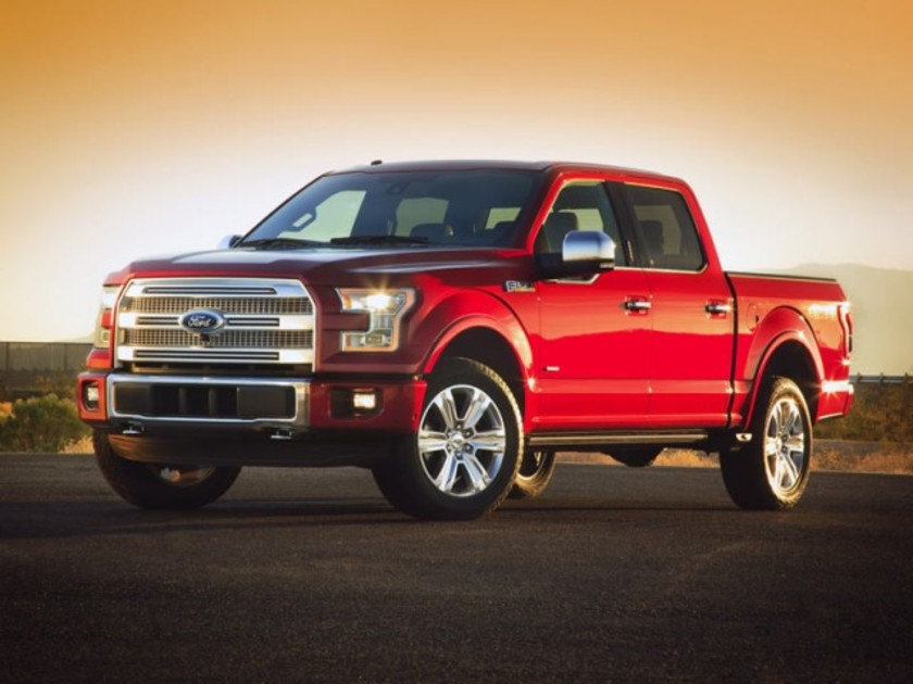 Premiere: Der neue Ford F-150 Pick-Up ::: auto-motor.at :::