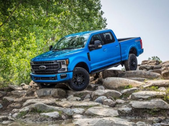 Neues Offroad-Package für Ford Pickups