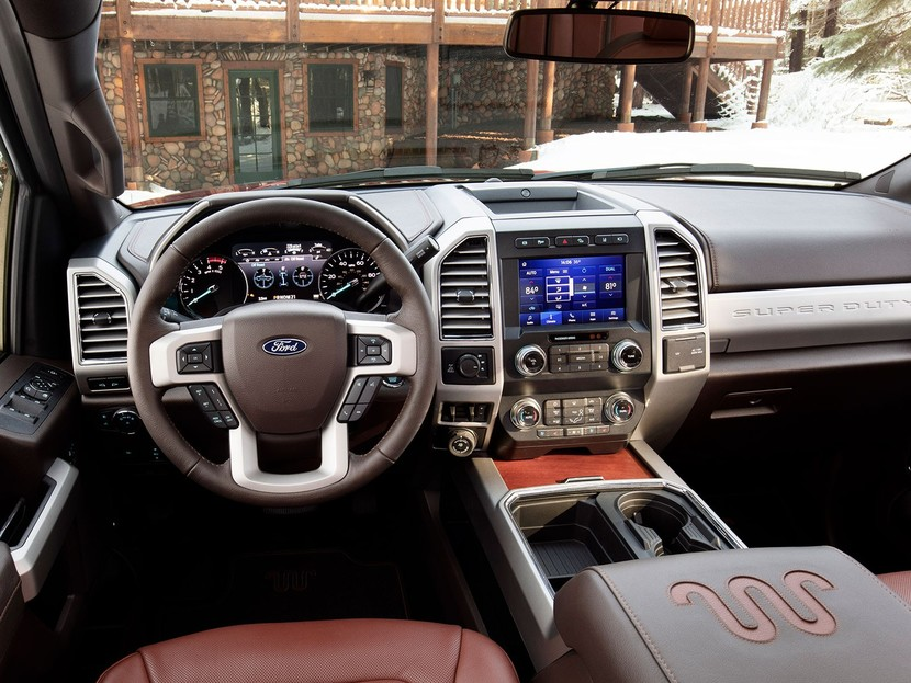Neue Ford F-Series Super Duty-Modelle