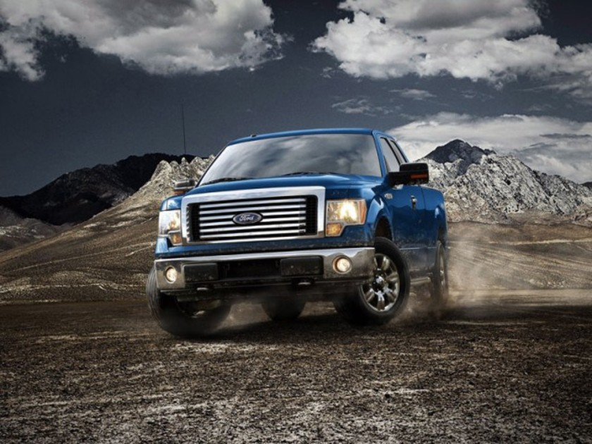 ford f150 ist motor trend truck of the year auto. Black Bedroom Furniture Sets. Home Design Ideas