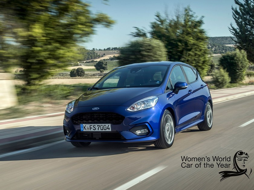 Ford Fiesta ist Women's World Car of the Year