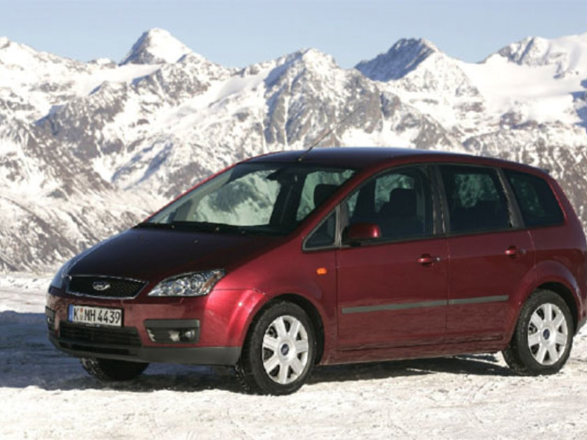 Ford focus c max cng