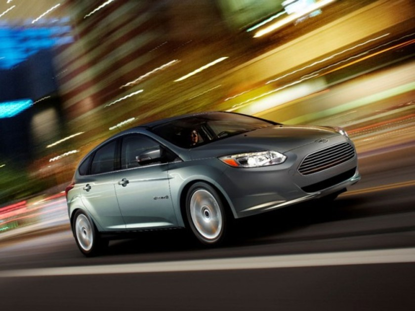 Ford focus electric startet ab 39.990 euro 001