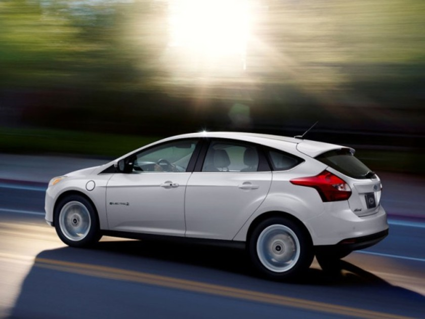 Ford focus electric produktion ist gestartet 001