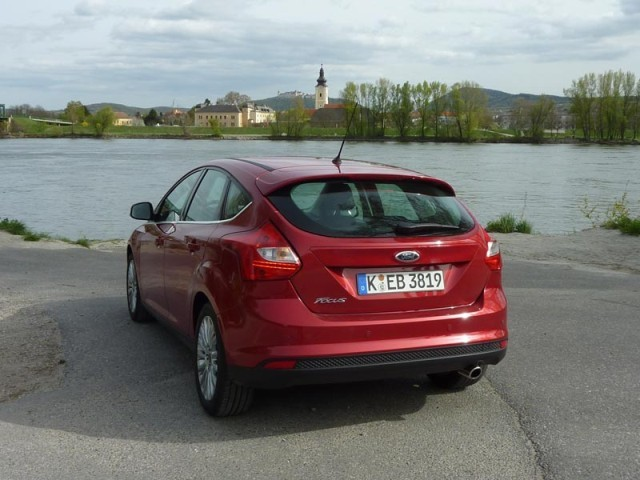 Ford Focus 2011 im Test