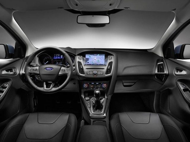 Ford Focus Modell 2014