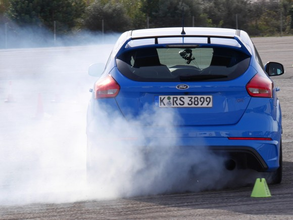 Ford Focus RS 2016 im Test