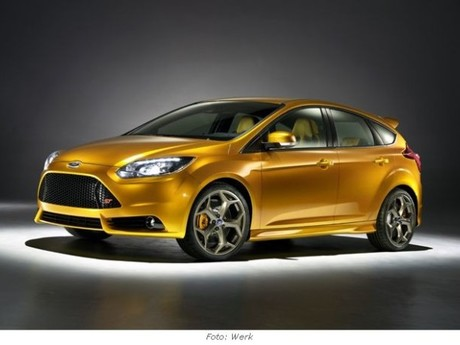 Premiere in Paris: Ford Focus ST