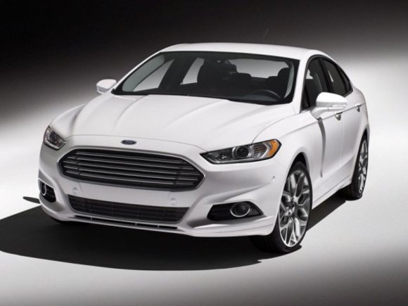 Ford Fusion Modell 2012