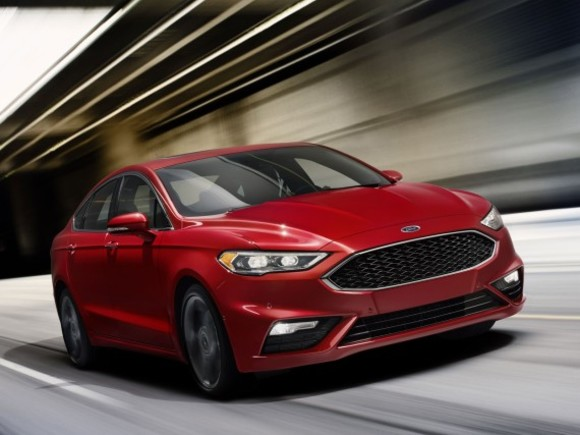 Ford Fusion Modell 2017
