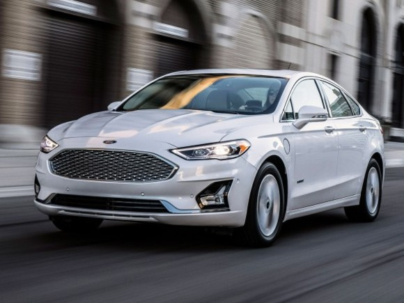 Ford Fusion Modell 2019