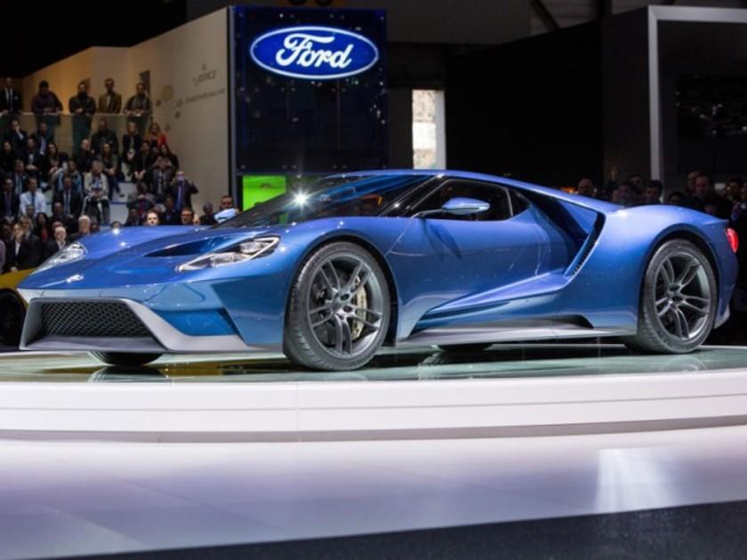 Zahlreiche Ford Premieren Am Genfer Autosalon Auto Motorat