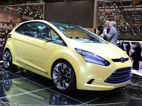 Ford iosis max genf vorne