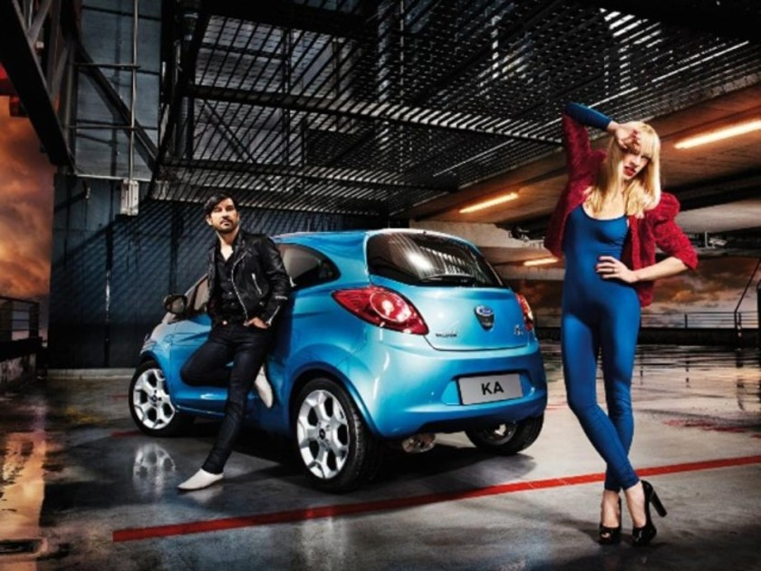 Sondermodelle: Ford Ka Iconic & Fiesta Iconic