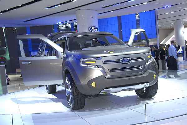 Ford explorer neu