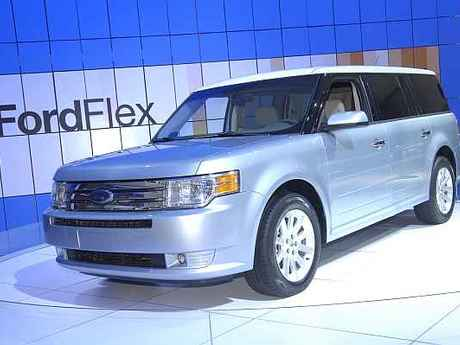 Ford flex neu
