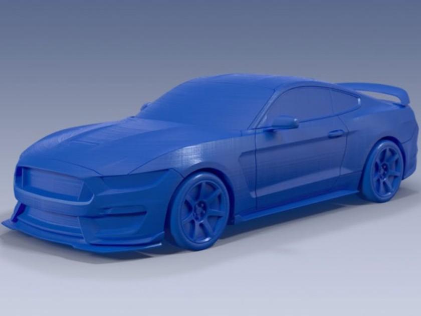 Ford 3D-Modelle zum selber Drucken ::: auto-motor.at :::