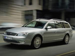 Ford mondeo facelift turnier