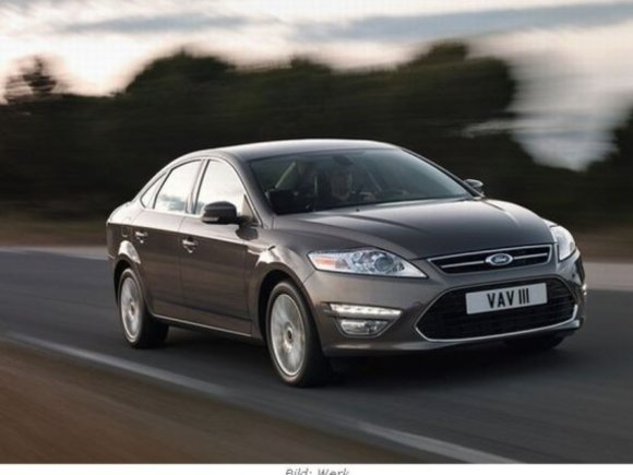 Ford Mondeo 2010 im Test