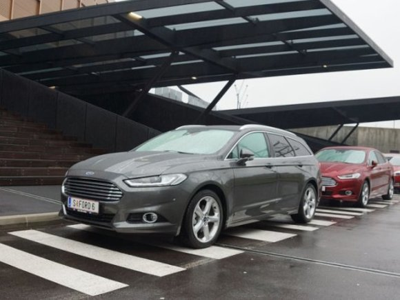Ford Mondeo 2014 im Test
