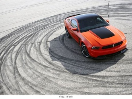 Ab 2011: Ford Mustang Boss 302