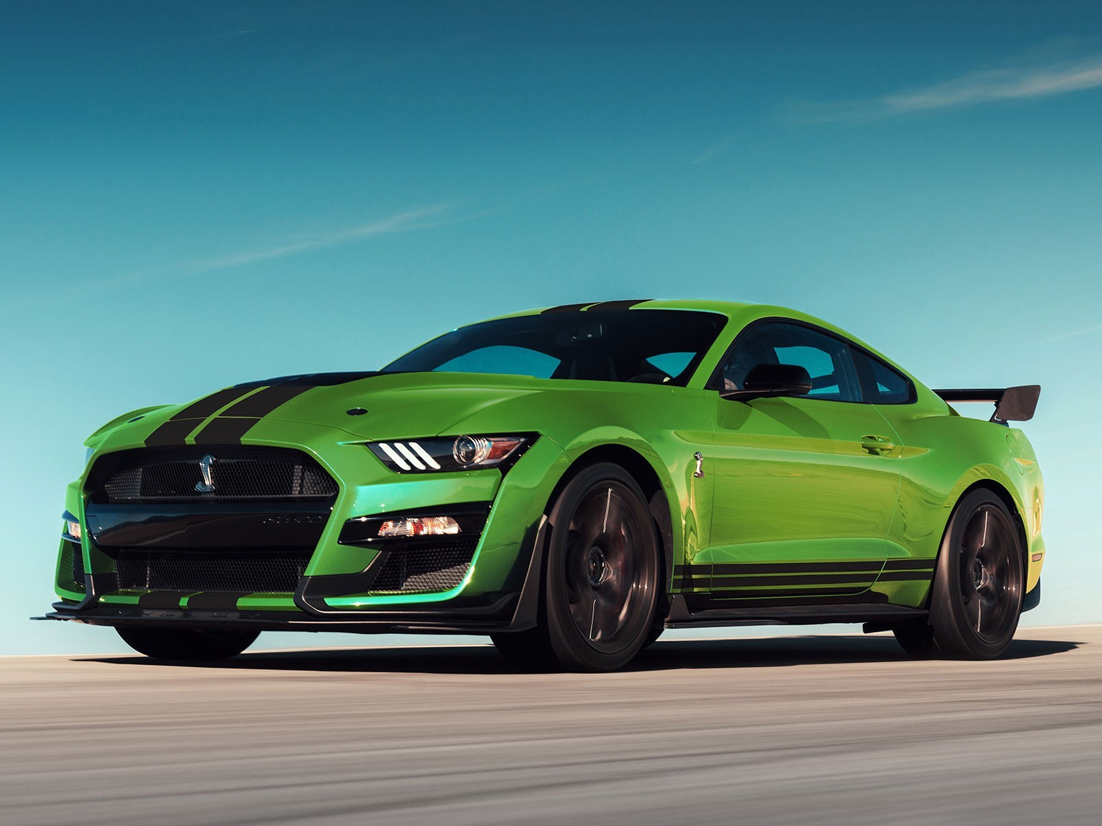 Ford Mustang Farben