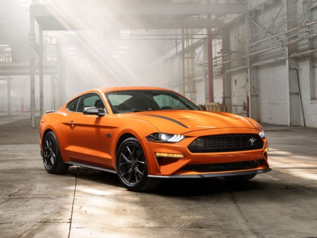 High Performance Package für den Ford Mustang