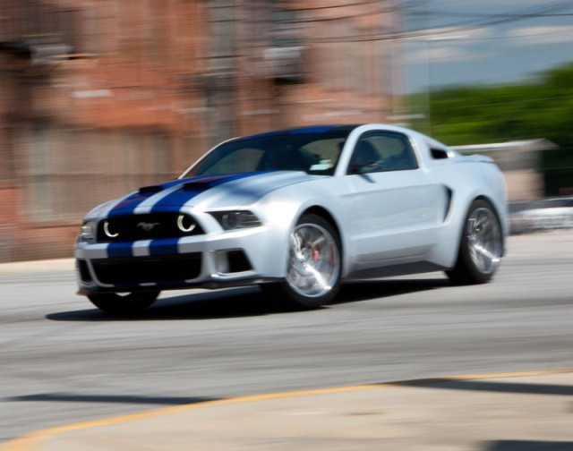 Ford mustang film need for speed 002