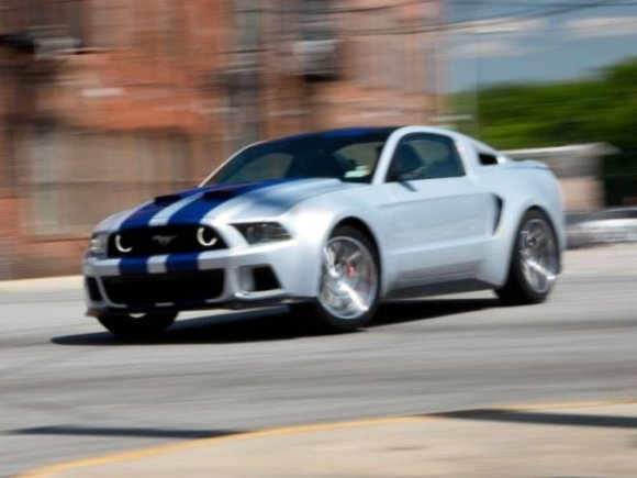 Ford Mustang im Film Need for Speed