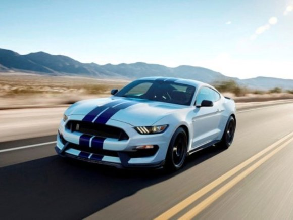 Premiere für den Ford Mustang Shelby GT 350