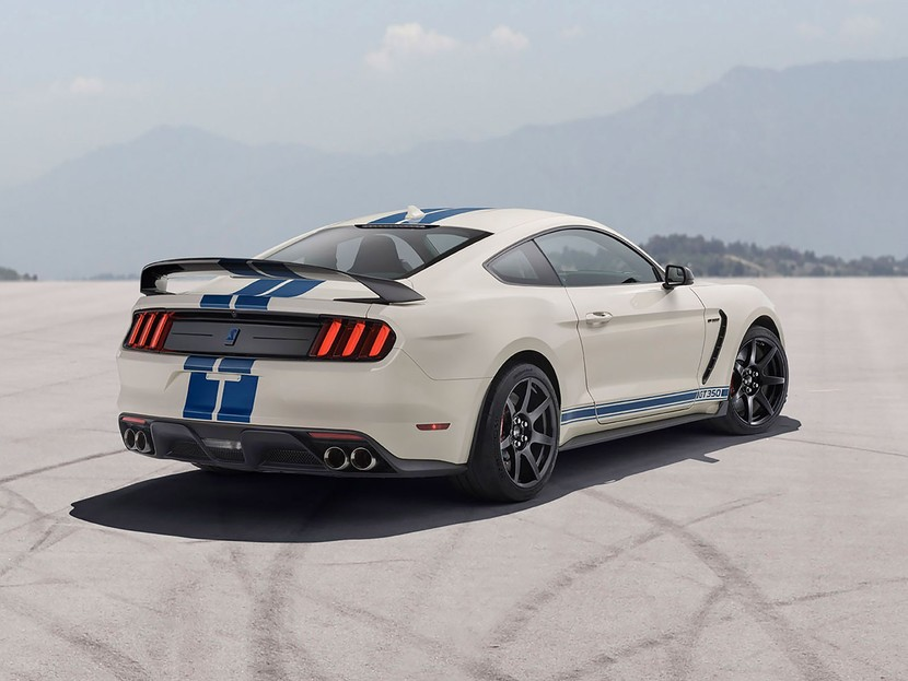 Ford mustang shelby gt350 neuem package 003