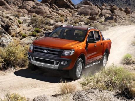 neuer ford ranger wildtrak weltpremiere in genf auto. Black Bedroom Furniture Sets. Home Design Ideas