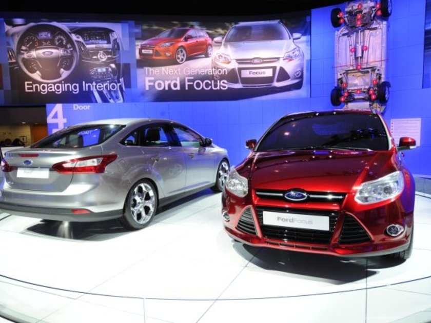 Ford new york auto show 2010