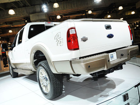 Ford super duty 2