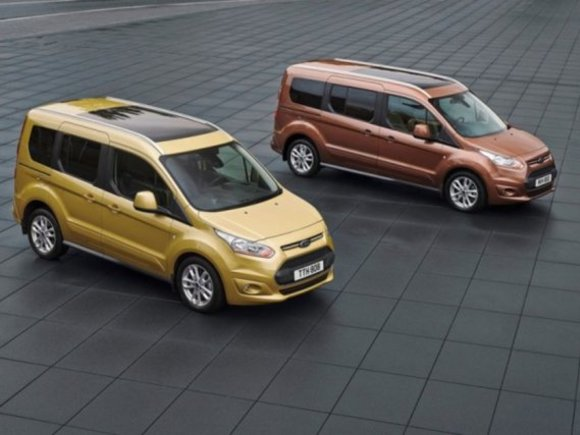 Ford Tourneo Connect Motoren