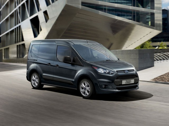 Der neue ford tourneo connect und transit connect