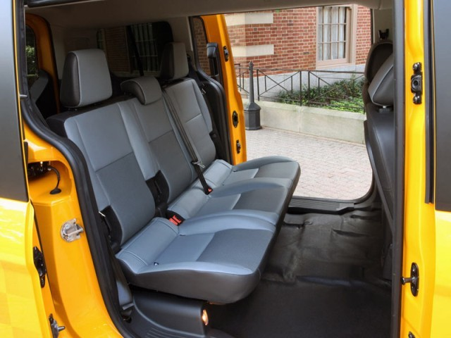 Ford transit connect als taxi fuer us markt 003