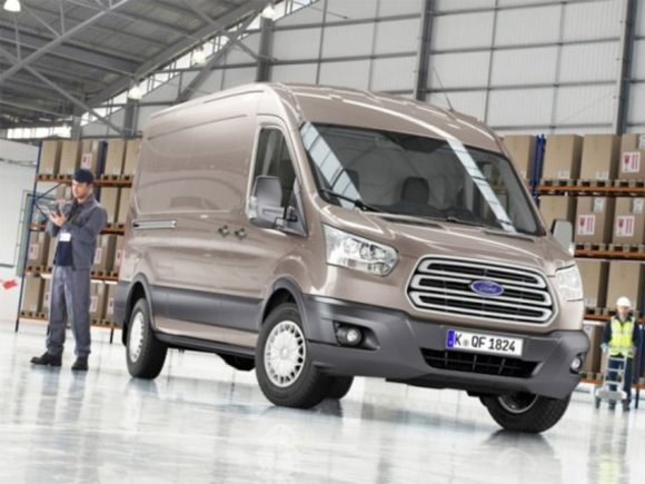 Neuer Ford Transit Courier