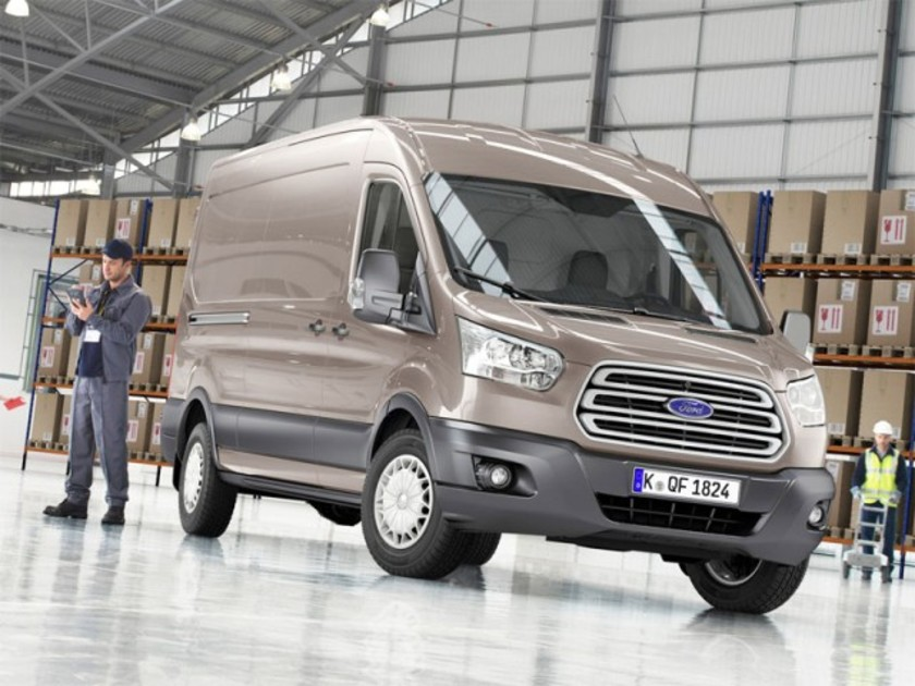Weltpremiere neuer ford transit courier 001