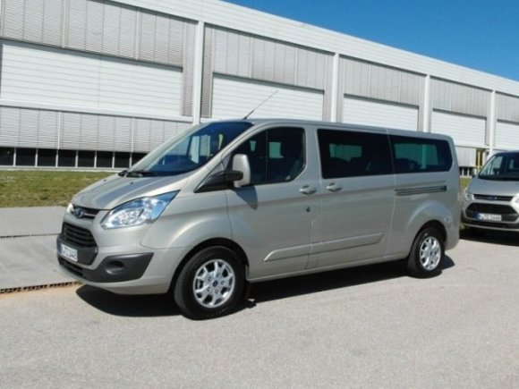 Ford Transit Custom und Tourneo Custom im Test