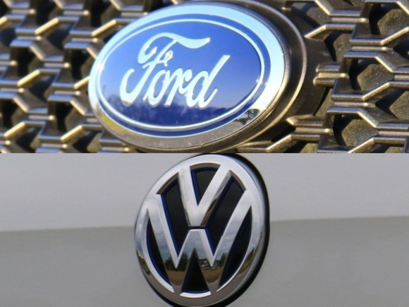 Ford und VW starten globale Allianz
