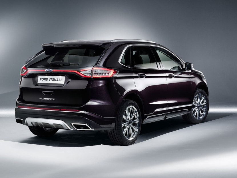 Neue Ford Vignale Modelle In Genf Auto Motor At