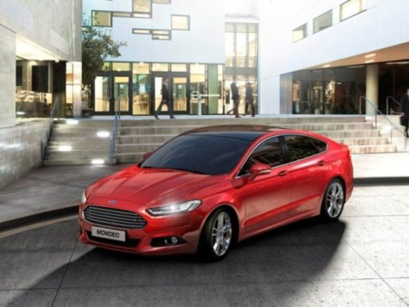 Ford Mondeo Modell 2015
