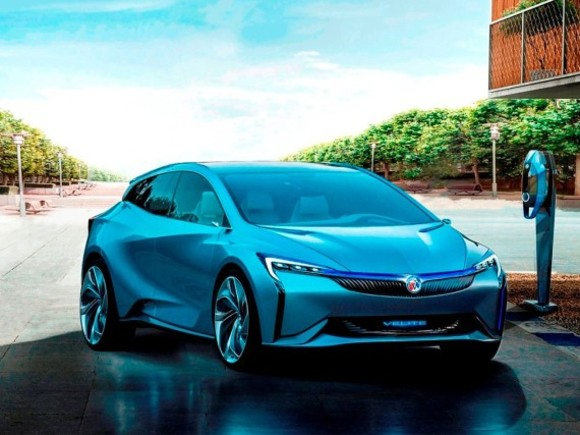 Buick präsentiert Velite Concept in China