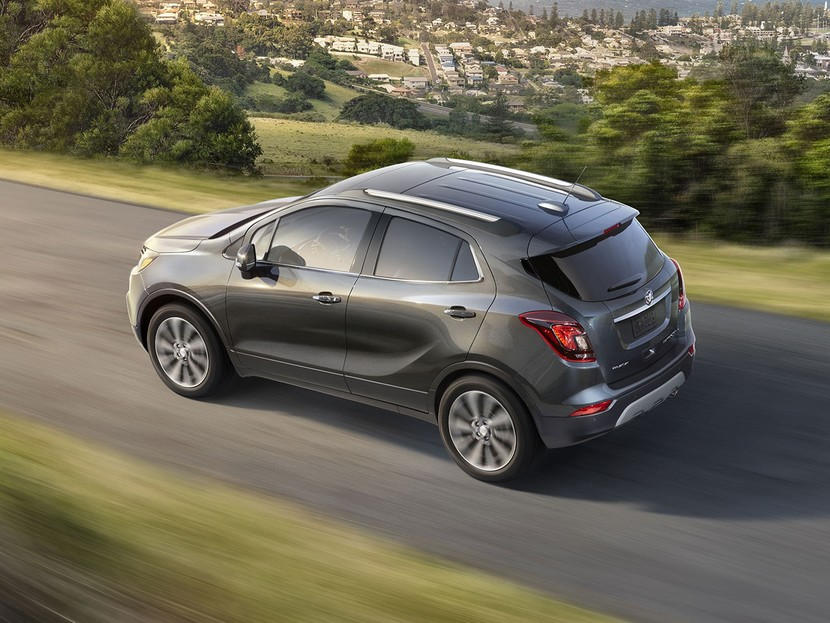 Facelift fuer buick encore 002