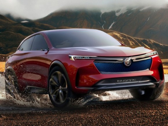 Buick zeigt Enspire Concept in China