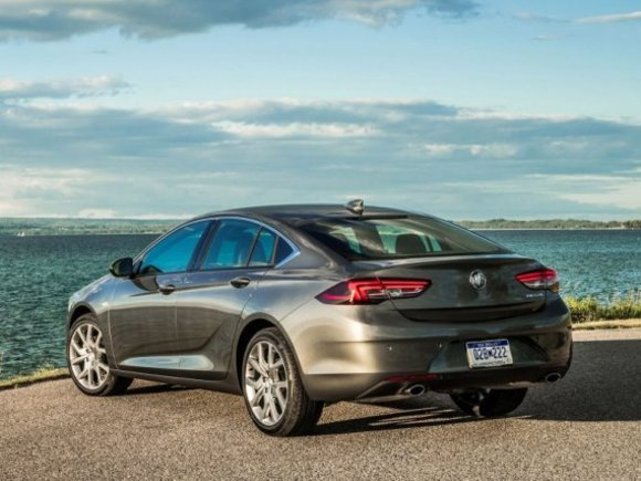 Neu: Buick Regal Avenir