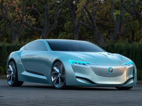 Buick zeigt riviera concept car 001